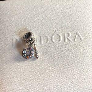 Pandora artist pallet charm